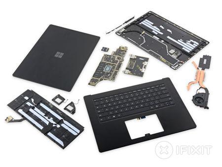 تصویر برای دسته قطعات تعمیری لپ تاپ