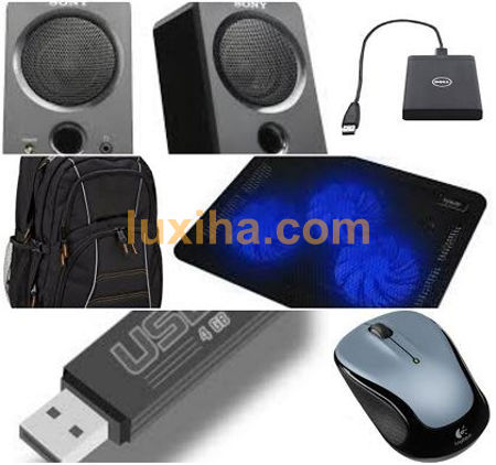 Picture for category Laptop accessories