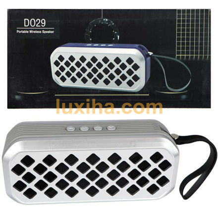 D029 portable wireless speaker luxiha
