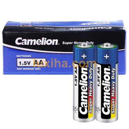 Camelion AA Pack of 40 Shrink 2 luxiha