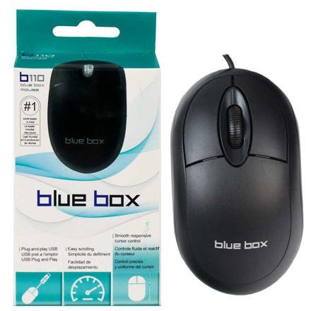 موس blue box B-110