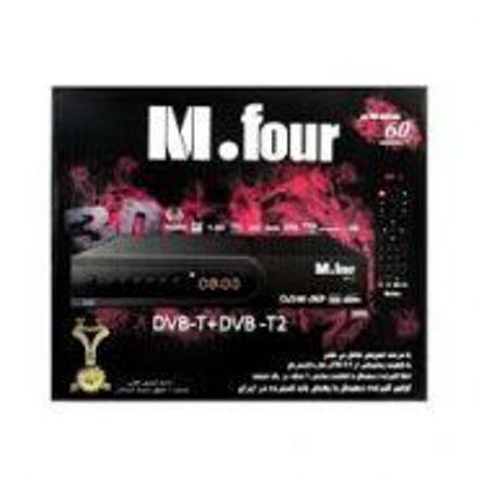 گیرنده دیجیتال M.four