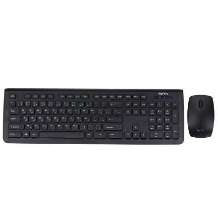 TSCO TKM 7018 Wireless Keyboard and Mouse