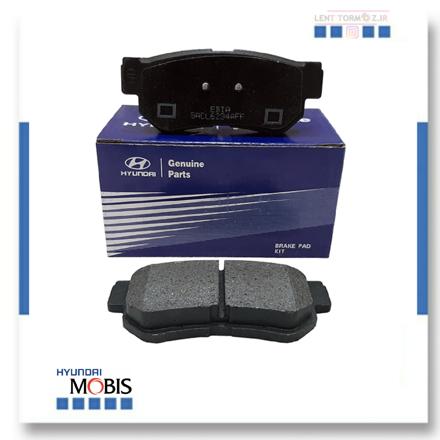 Kia Optima front wheel brake pads, model 2007 to 2009, brand Geniun Part After Market