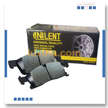 Picture of Dongfeng HC Cross Front Wheel Brake Pads