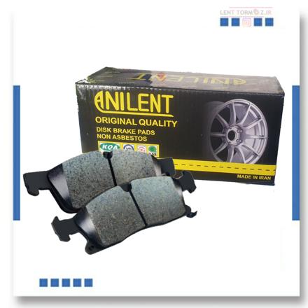 Renault 21 front wheel brake pads, ani lent brand
