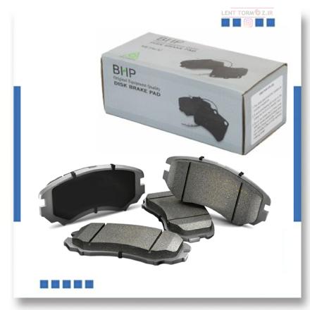 SsangYong Musso rear wheel brake pads BHP brand