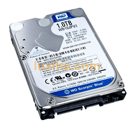 Picture for category Laptop hard drive