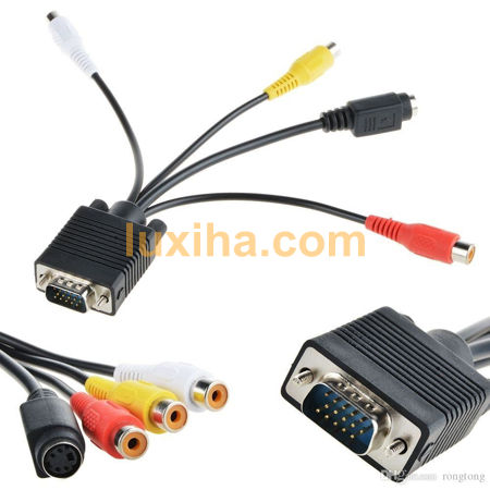 Picture for category Cable and Video Converter
