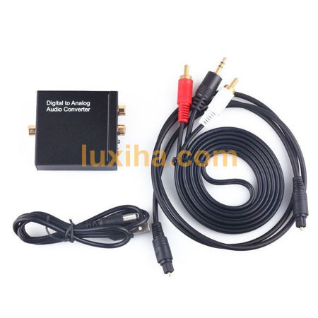 Picture for category Cable & Audio Converter