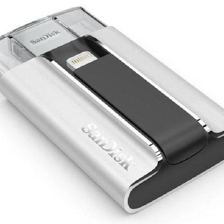 ixpand 16GB  flash sandisk iphon luxiha