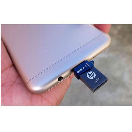 HP X790M USB3.0 OTG 32GB Flash Memory luxiha