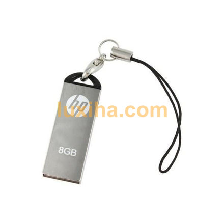 Hp V220W New Design USB2.0 Flash Memory - 8GB luxiha