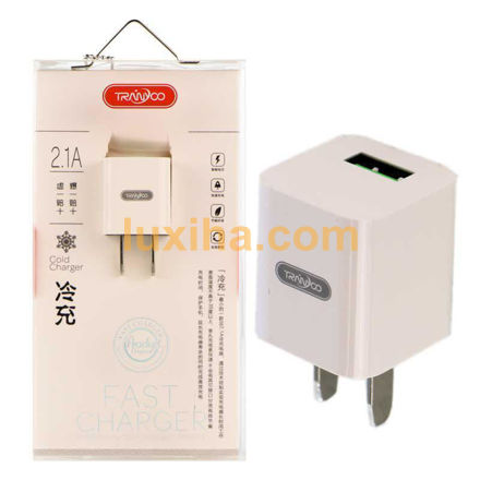 charger IPhone Tranyoo 2.1A wall luxiha
