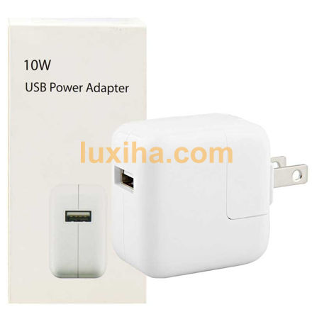 charger with pack USB Power adapter 10W wall luxiha