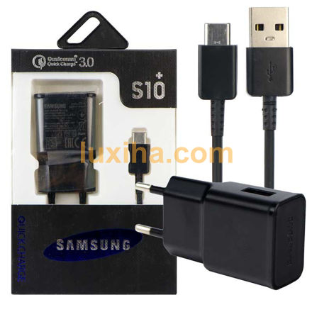 samsung charger S۱۰ TYPE -C  ۱m luxiha