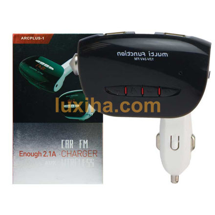ARCPLUS-۱ FM player and car charger luxiha