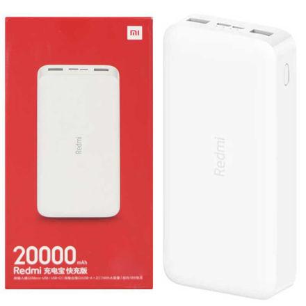 Mi Redmi PB۲۰۰LZM ۲۰۰۰۰mAh power bank china version luxiha