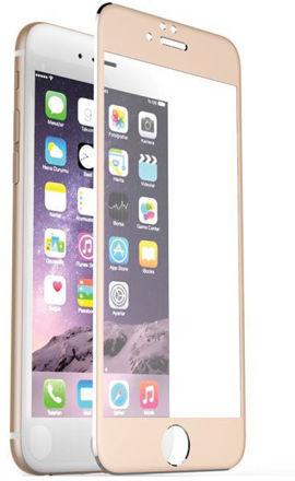 GLASS IPHON  7 PLUS  WHITE luxiha