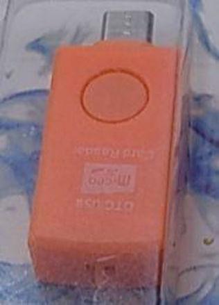 OTG 32 GB CARD READER luxiha