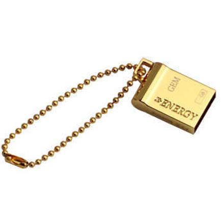 FLASH x-ENERGY GOLDEN GEM 32 GB luxiha