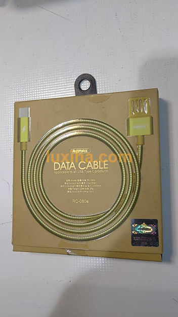 data cable iphon remax rc-080a orginal