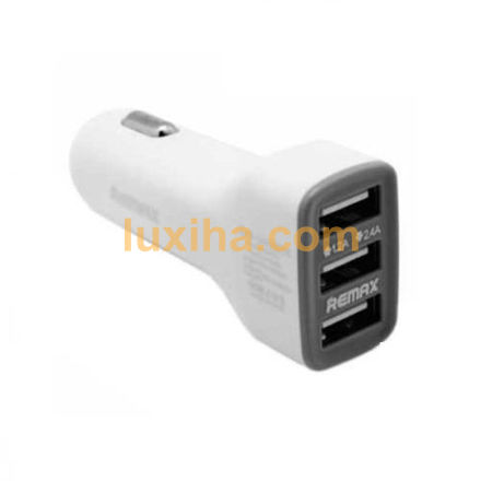 car charger REMAX CC31 out put3.6A   3port luxiha