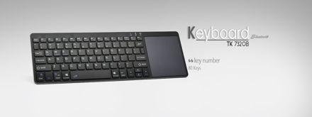 tsco keyboard 7320