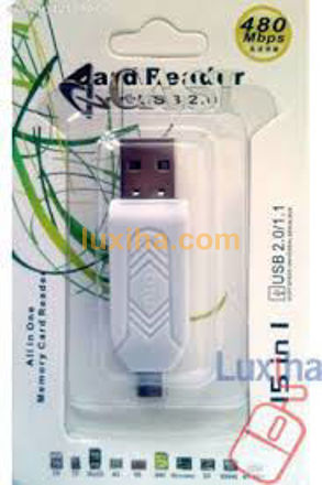 0tg cardreader 32gb 480 mbps luxiha