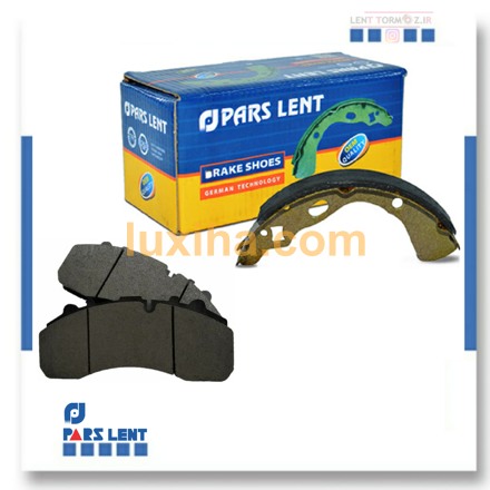 Pars Abi brand natural breathable front wheel brake pads