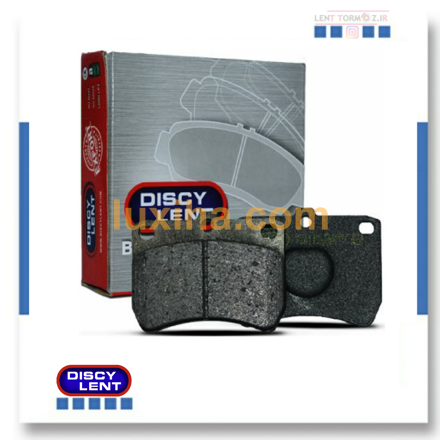 Picture of Mitsubishi L200 front wheel brake pads