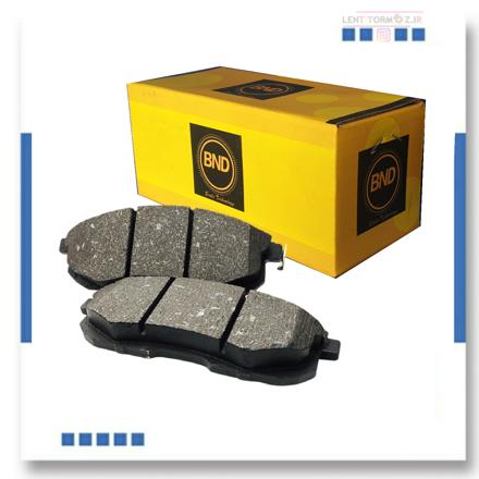 Chery Tiggo 7 BND front wheel brake pads