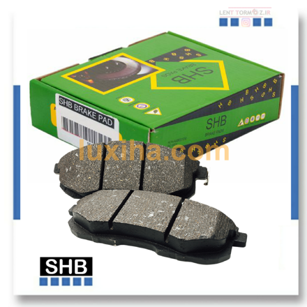 Old and new SsangYong Action rear wheel brake pads of shb  brands